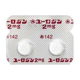 睡眠薬のユーロジン